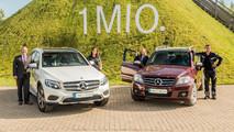 Mercedes GLK / GLC