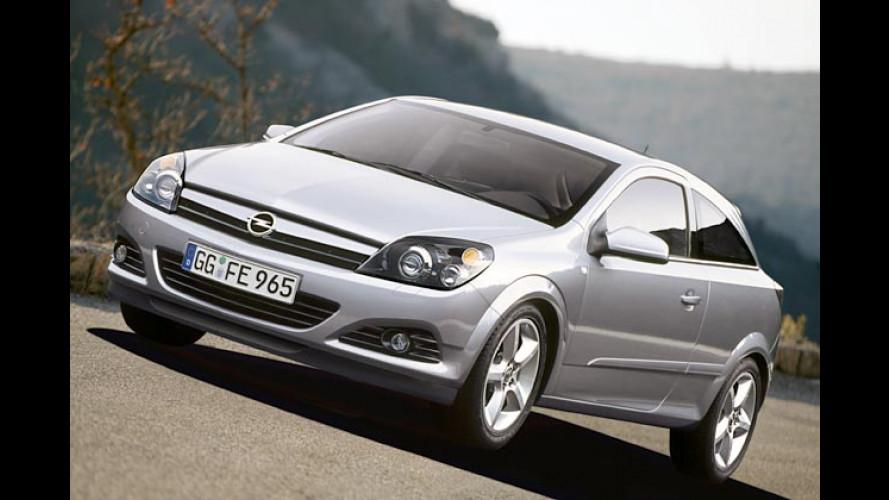 Opel Astra GTC: Dreitürer mit eigenständigem Auftritt in Paris