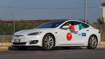 Tesla Model S record