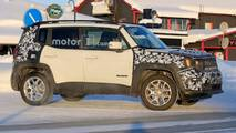 Jeep Renegade Spy Photo