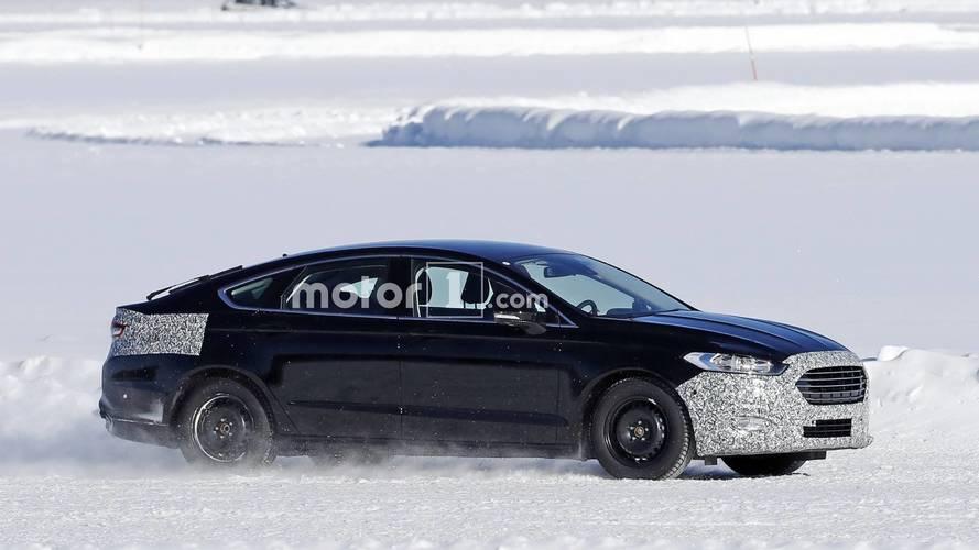 La Ford Mondeo restylée surprise pour la première fois