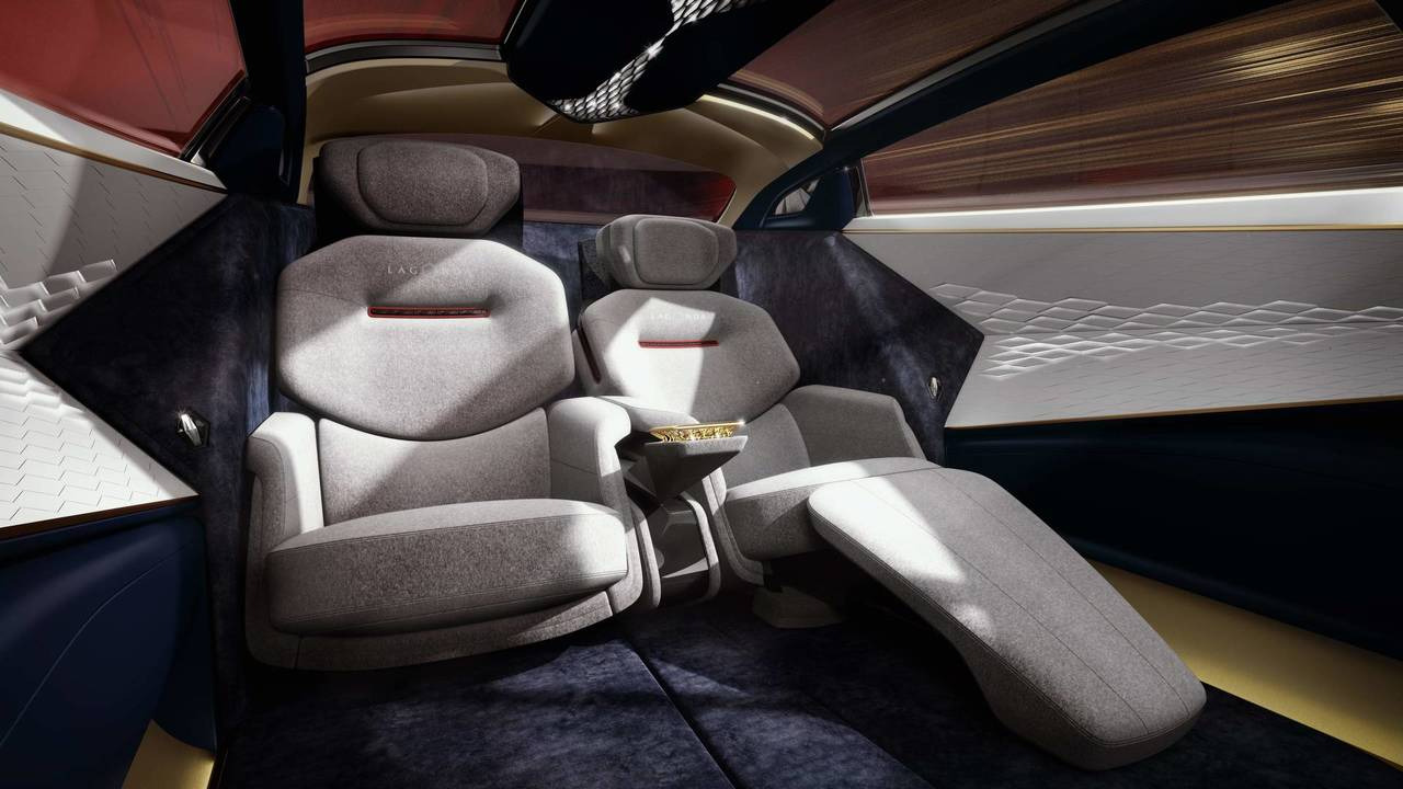Aston Martin Lagonda Vision Concept Previews Ultra-Luxury Sedan