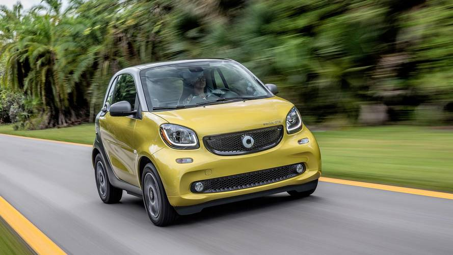 1 Smart Fortwo Electric Drive Photo
