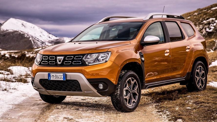 Nuovo Dacia Duster, ecco i prezzi