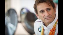 L'ambasciatore BMW Alessandro Zanardi