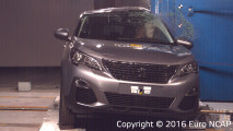 Peugeot 3008 2016 Crash Test