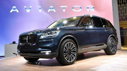 Lincoln Promises Aviator Will Look Almost The Same As Concept
