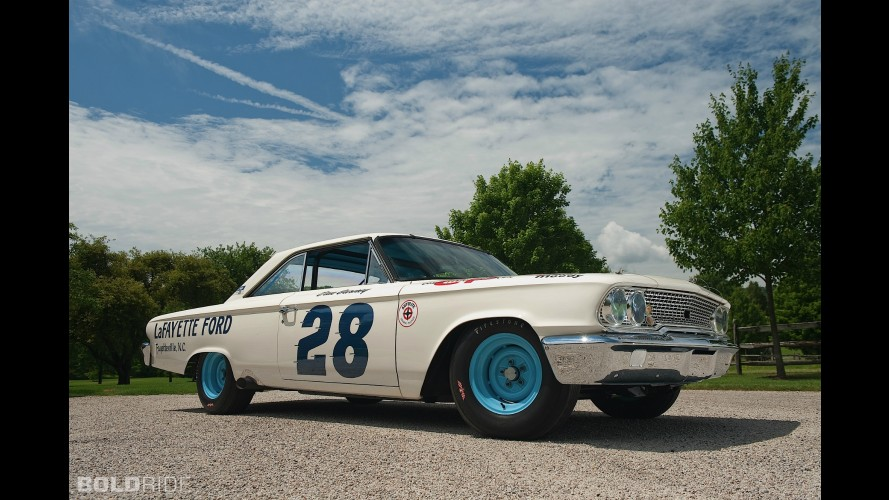 Ford galaxie holman moody nascar race car for General motors moody s rating