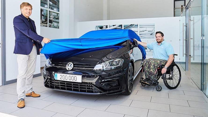 Volkswagen R a vendu 200'000 voitures depuis 2003