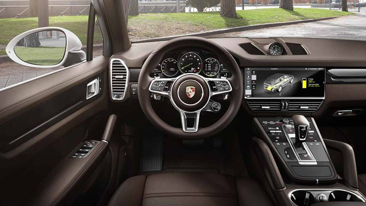 2019 porsche cayenne e hybrid photo. Black Bedroom Furniture Sets. Home Design Ideas