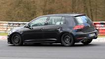 Volkswagen Golf 8 mula de pruebas