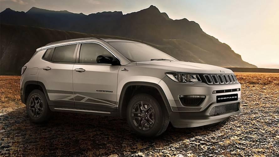 Jeep Compass ganha detalhes exclusivos com série Bedrock Edition