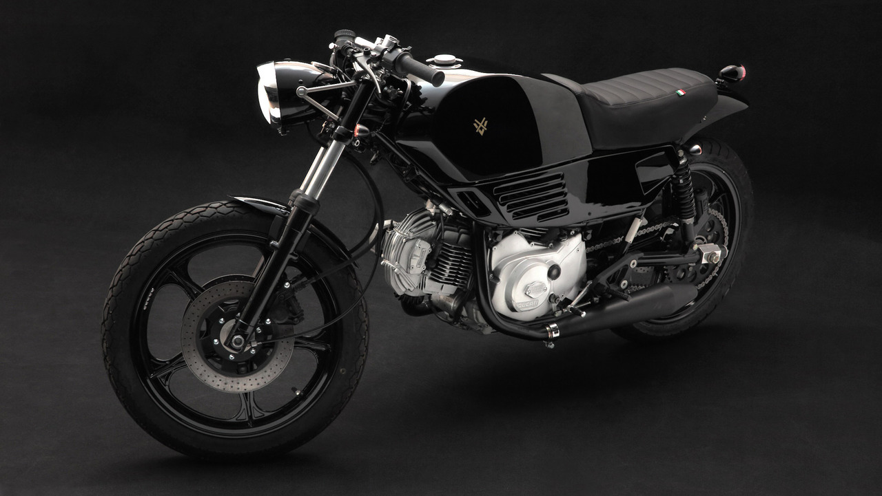 Sputafuoco Ducati Pantah 350CC