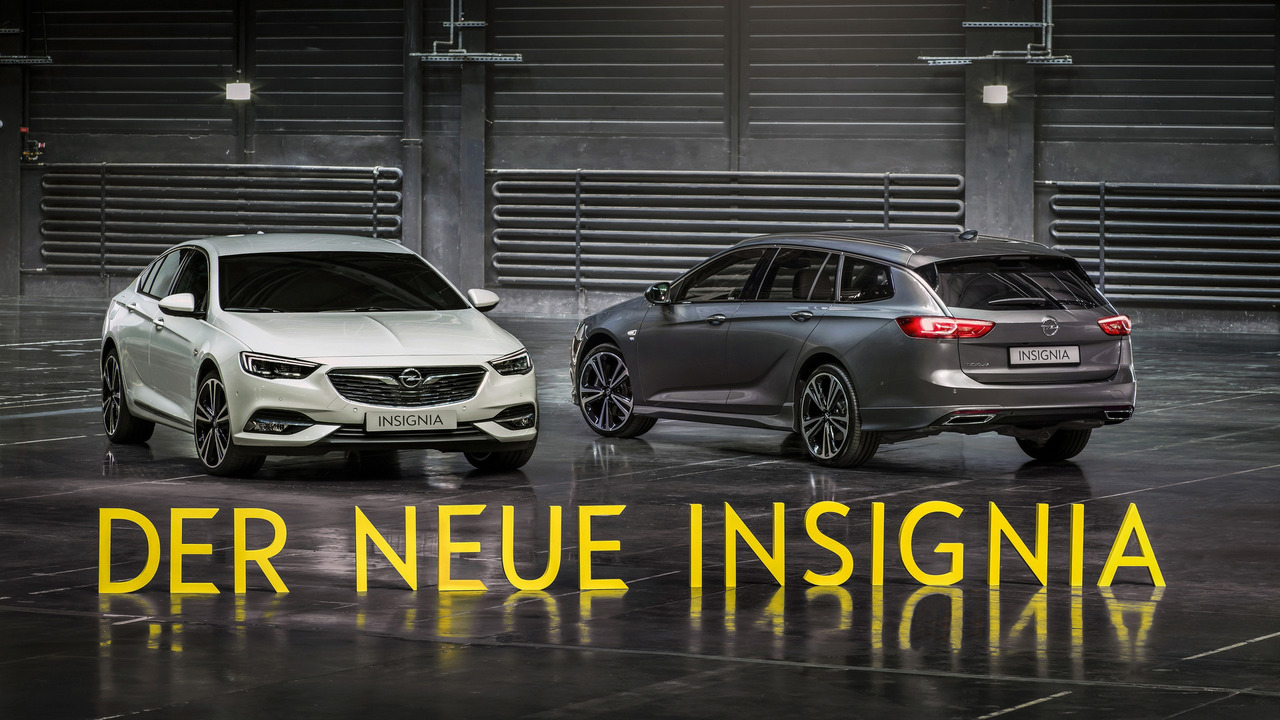opel announces pricing for insignia grand sport and sports tourer. Black Bedroom Furniture Sets. Home Design Ideas