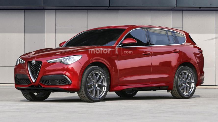 Új, a Stelviónál nagyobb SUV-t fejleszt az Alfa Romeo