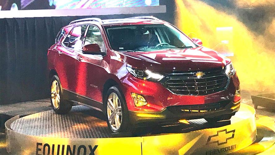 Chevrolet Equinox deve chegar ao Brasil em outubro