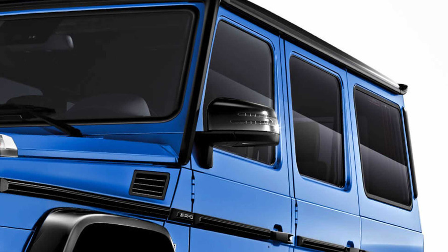 Mercedes-Benz G63 50th Anniversary