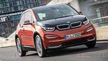 BMW i3 Rendering