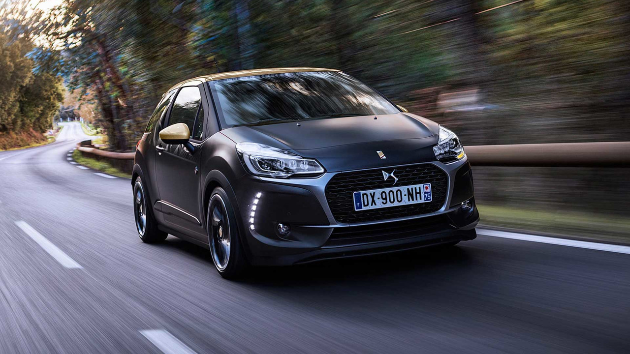 DS 3 Performance 2018