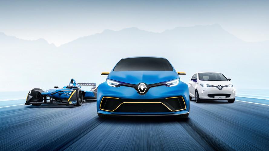 A Formula E autóknál is jobban gyorsul a Renault Zoe E-Sport?