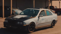 1997 BMW 5 Series turned into an EV