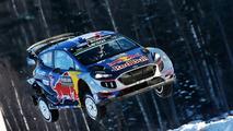 Première victoire pour la Toyota Yaris WRC en Suède