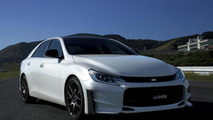 2015 Toyota Mark X GRMN
