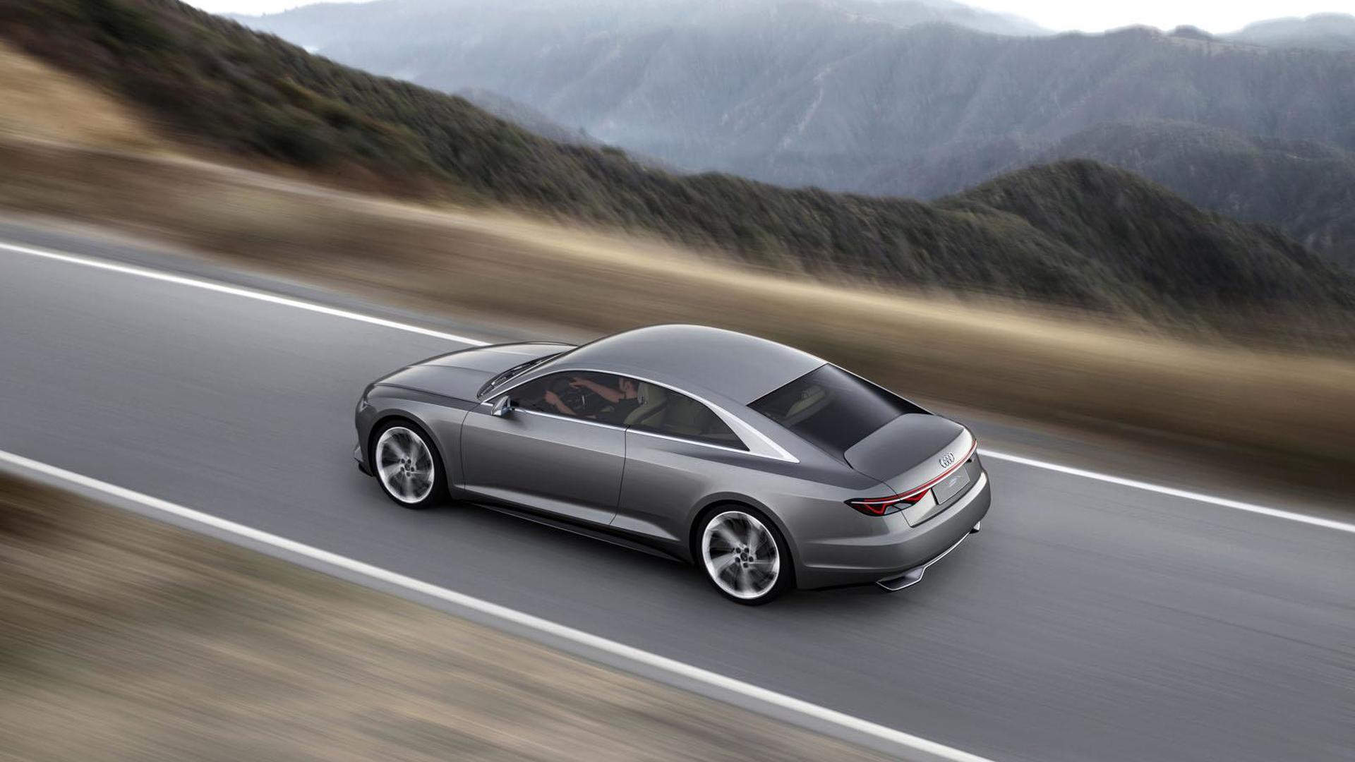 Audi Prologue Piloted Driving от Марка Лихте