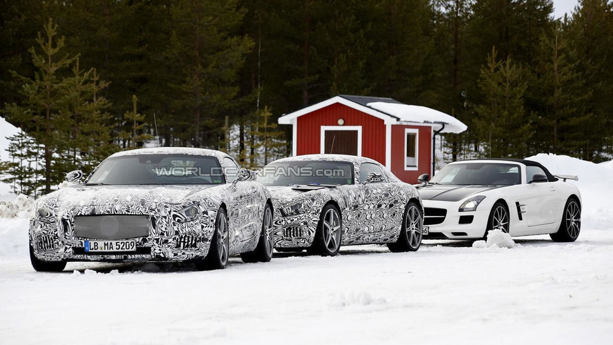 Mercedes AMG GT to be offered exclusively with V8 engines - report