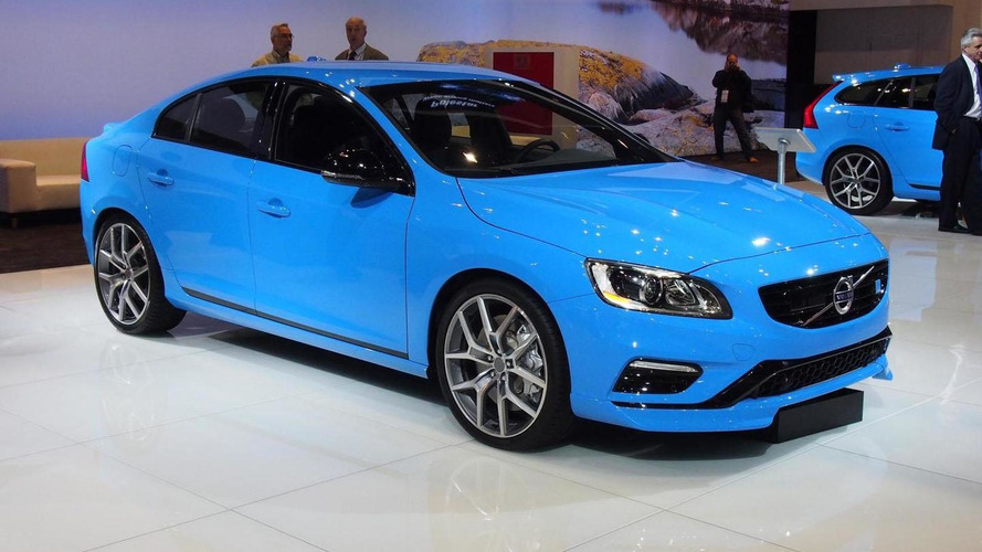 Volvo S60 and V60 Polestar featured on video, each limited to 750 units
