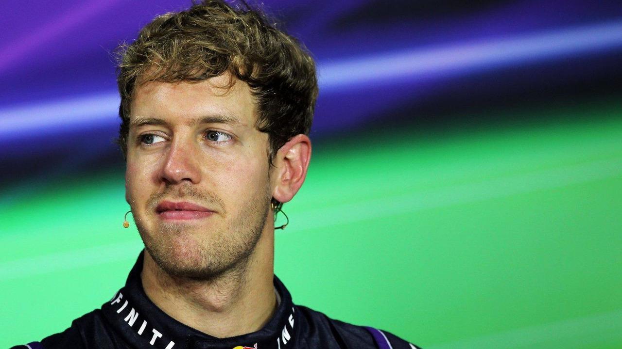 Sebastian Vettel 07.07.2013 German Grand Pri