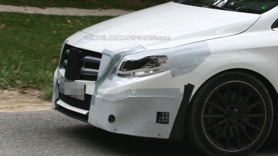 Mercedes B-Class facelift headed to Paris, will be teased on Sept 12th