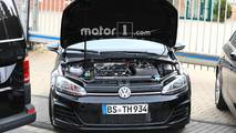 Volkswagen Golf 8 Spy Photos