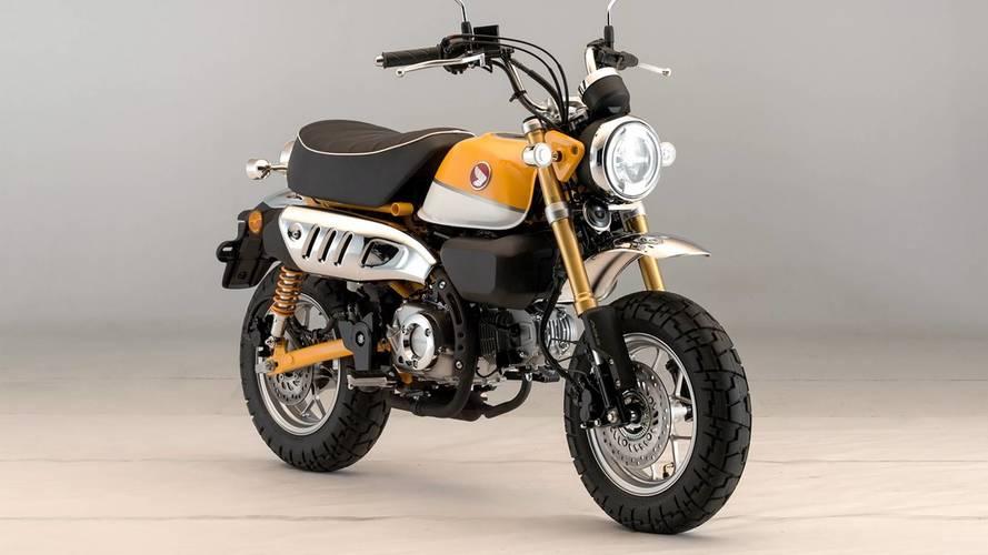 Honda lanza la nueva Monkey, la minimoto más icónica de la historia