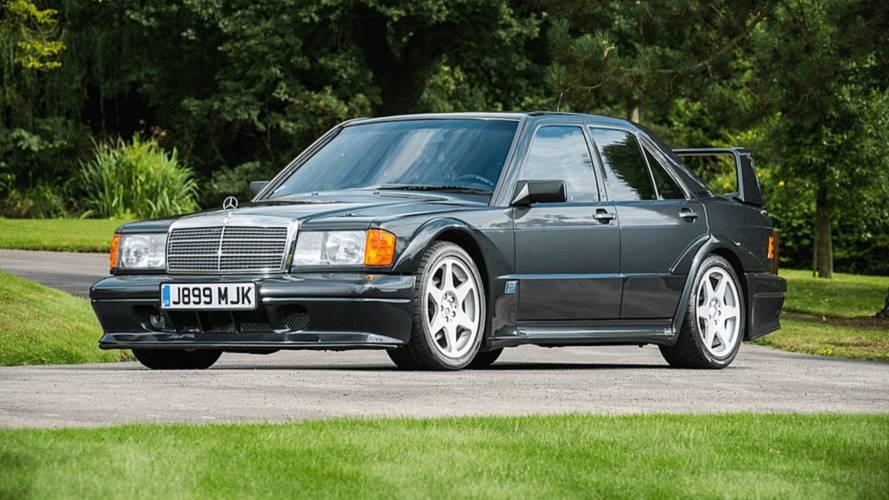 Tres coches clásicos legendarios, a subasta en Silverstone