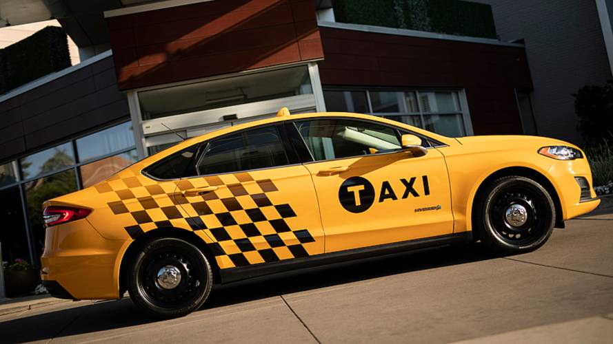 Ford Debuts New Taxis As NYC Opens Up The Field