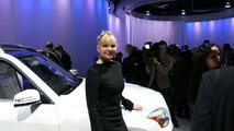 Mercedes Reveals Second GLK TOWNSIDE Variant