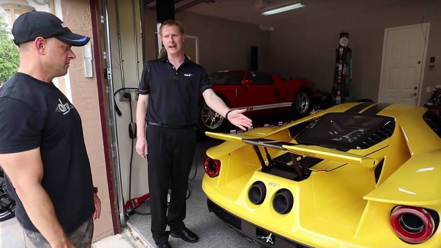 Taking Delivery Of A Ford GT Comes With A Lot Of Training