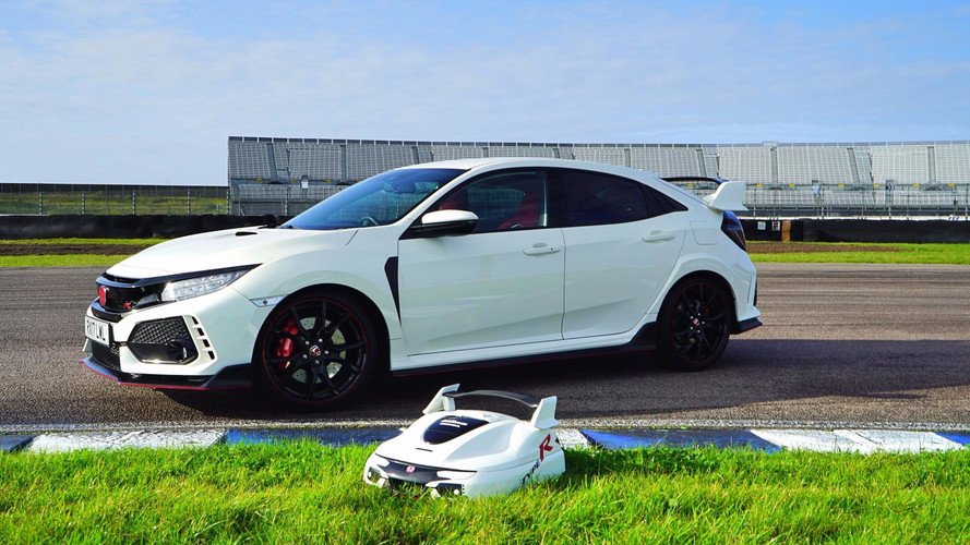 La tondeuse Honda Type R, indispensable !