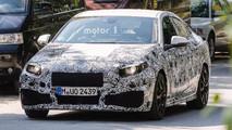 BMW 2 Series Gran Coupe Spy Photos