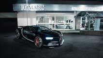 Primer Bugatti Chiron 2018 de segunda mano