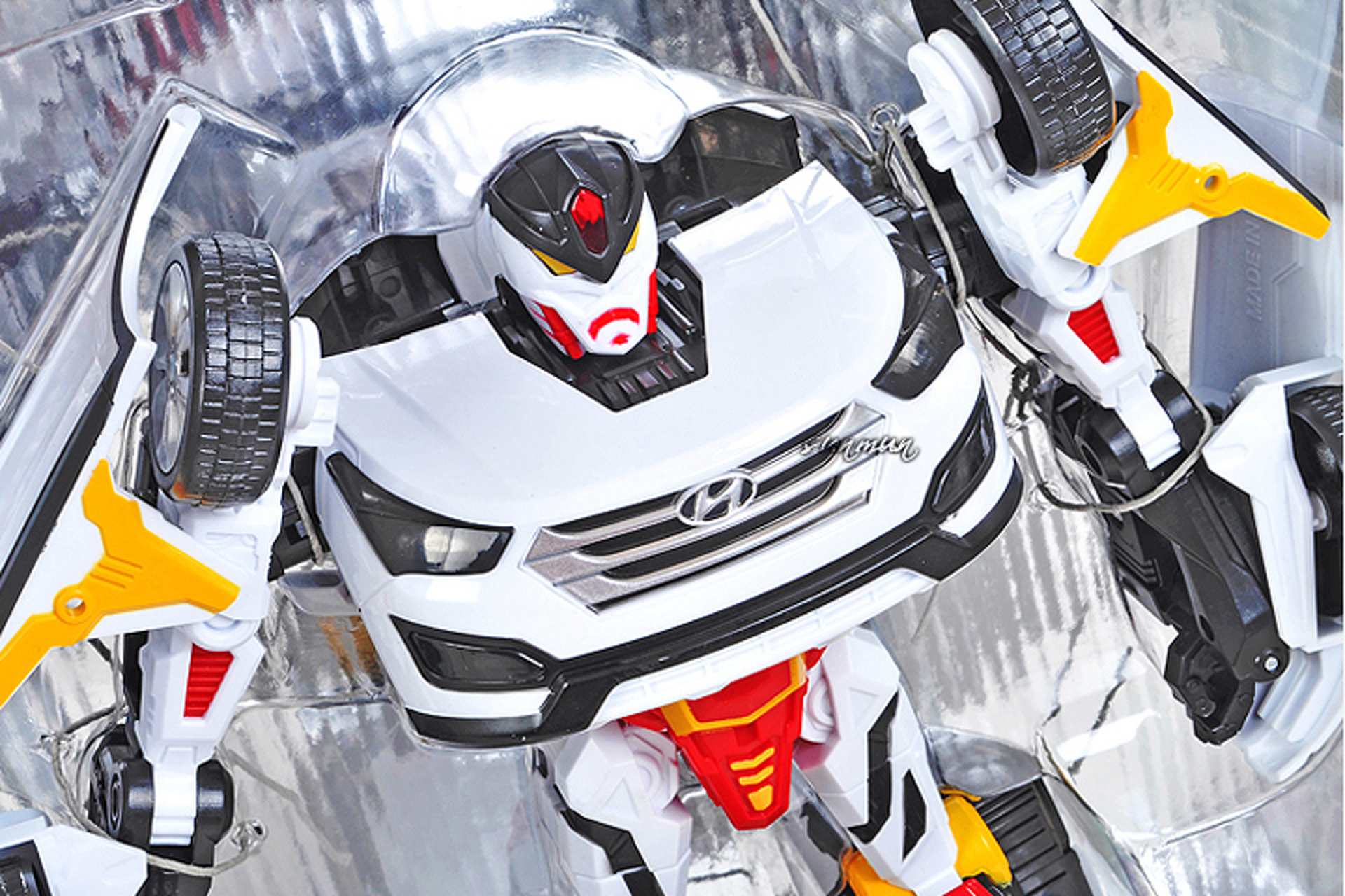 Hyundai Wants to Build Real Life Transformers