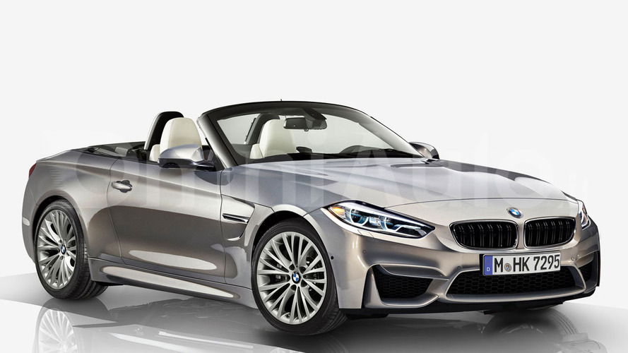 BMW Z4 konsepti Pebble Beach yolcusu