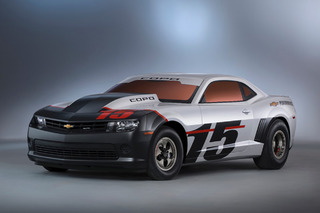 Chevy Goes Camaro Crazy at SEMA