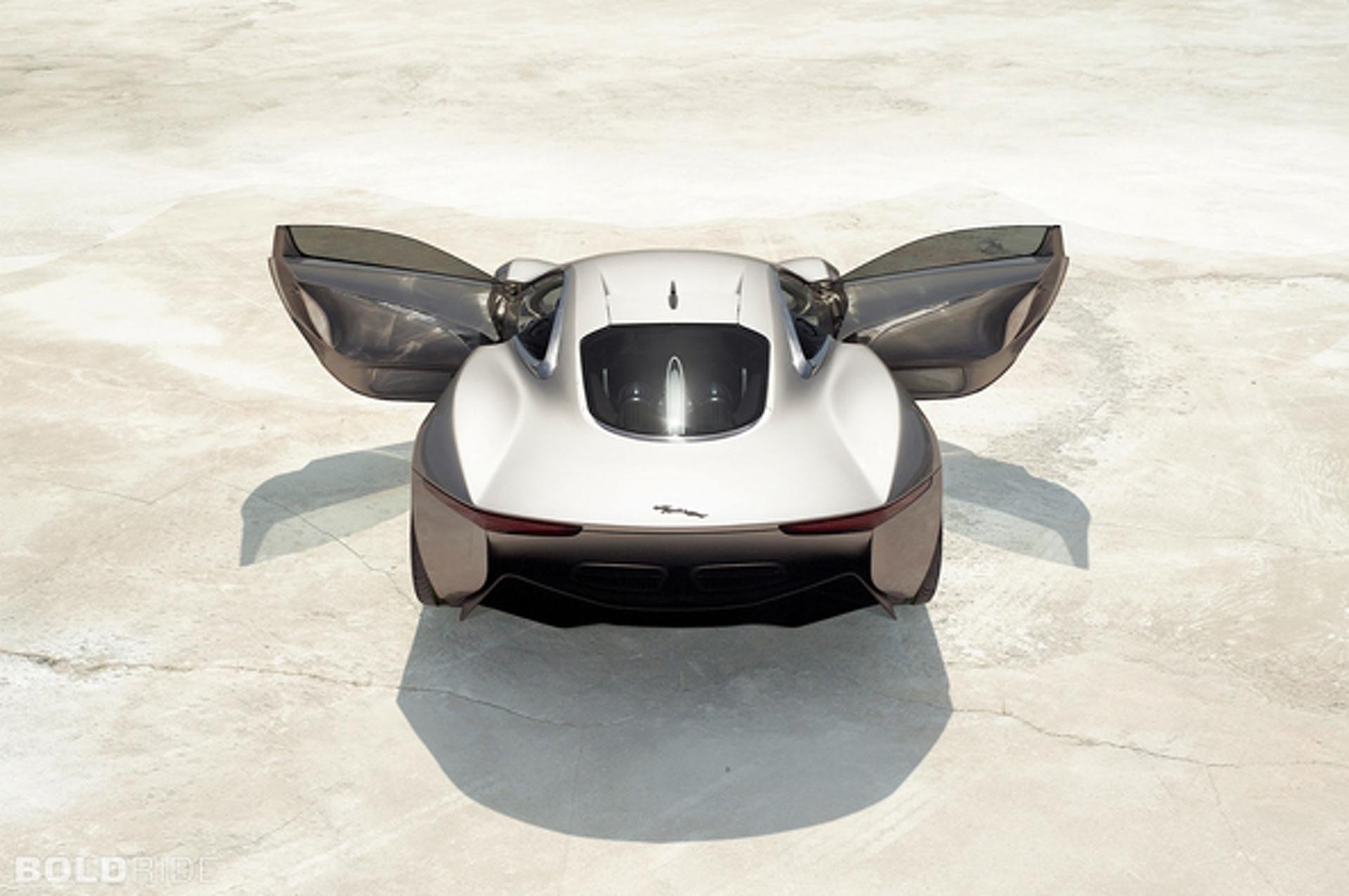 Tech Ride: Amazing Jaguar Power Plant For Its Porsche 918 Spyder Rival