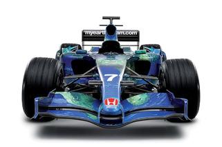 "Honda F1 ""Earth Car"" Debuted 7 Years Ago Today"