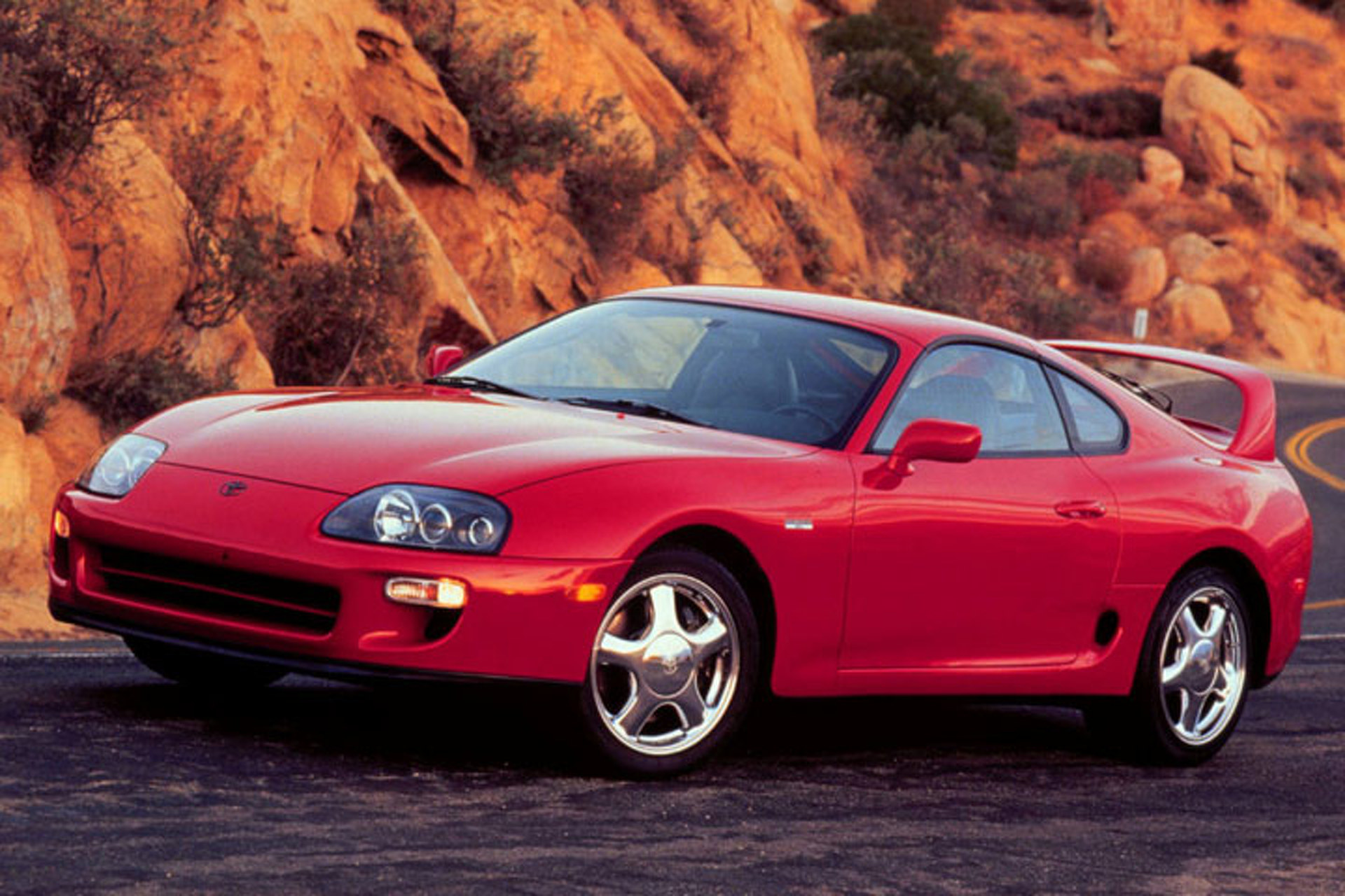 Toyota is About to Revive the Supra