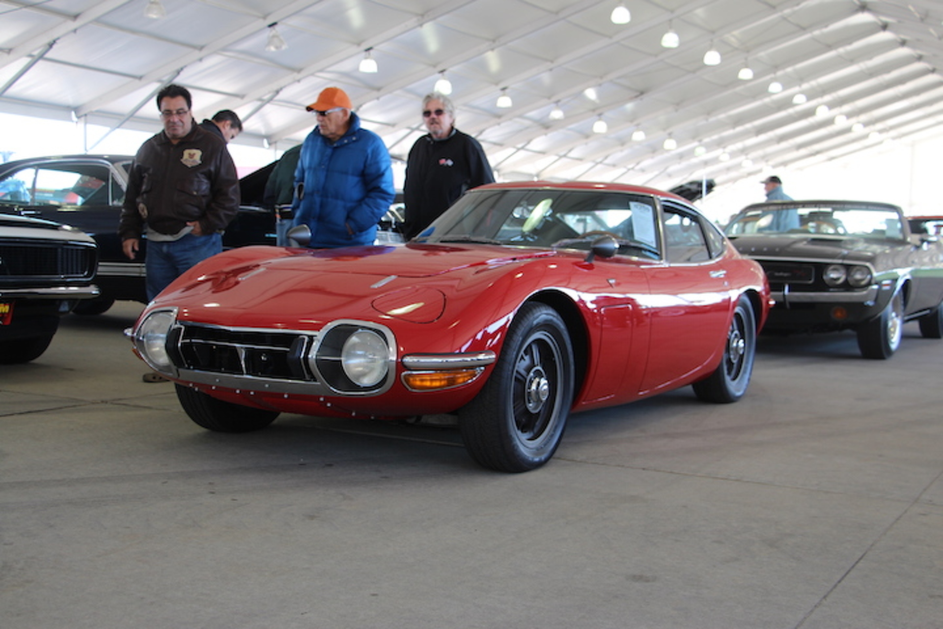 Mecum Takes Us Behind the Scenes at Kissimmee 2016