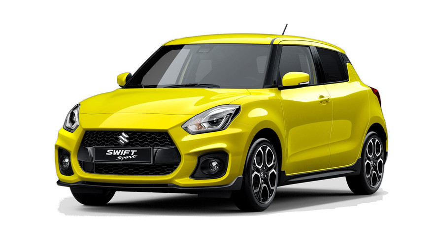 2018 suzuki swift sport brochure leaks online. Black Bedroom Furniture Sets. Home Design Ideas