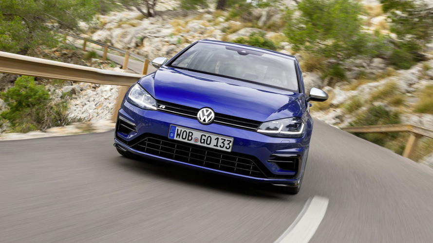 VW Golf R, WLTP kuralları sebebi ile 10 beygir gücü kaybetti